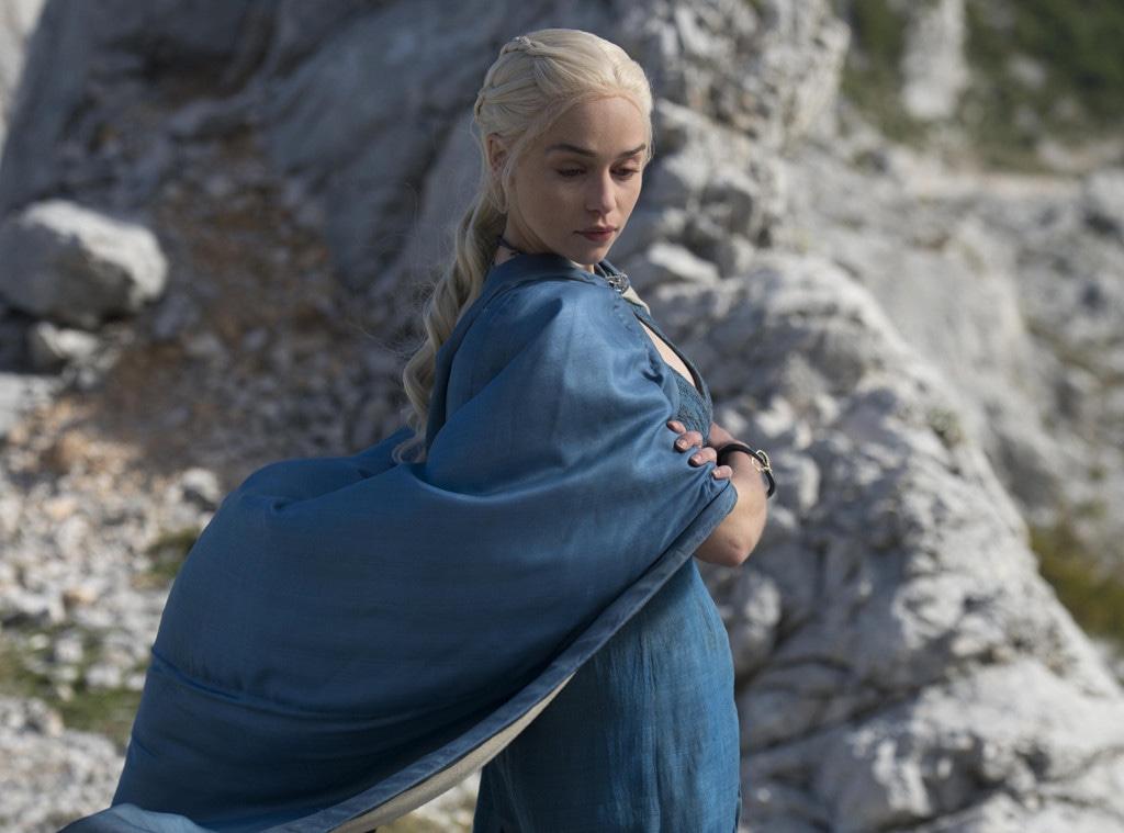 ESC: Emilia Clarke, Game of Thrones
