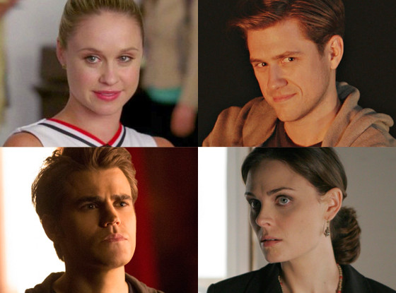 Spoiler Chat, Glee, The Vampire Diaries, Graceland, Bones