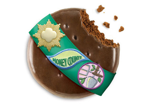 Girl Scout Cookies, Thin Mints