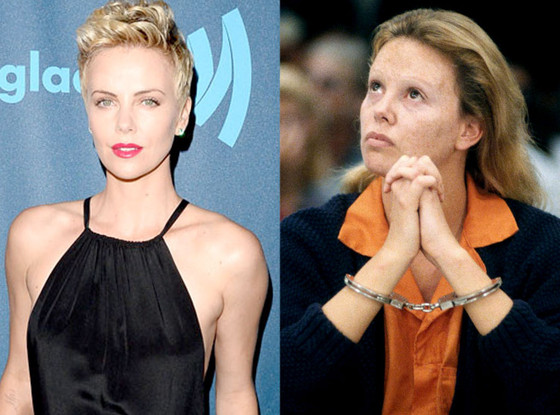 Charlize Theron, Body Transformations