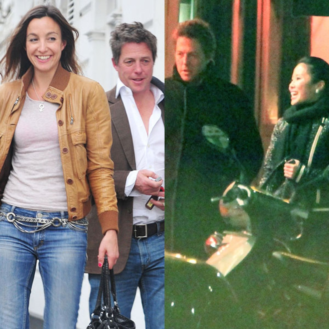 What To Know About Hugh Grant S Baby Mamas Alleged Or Otherwise E Online
