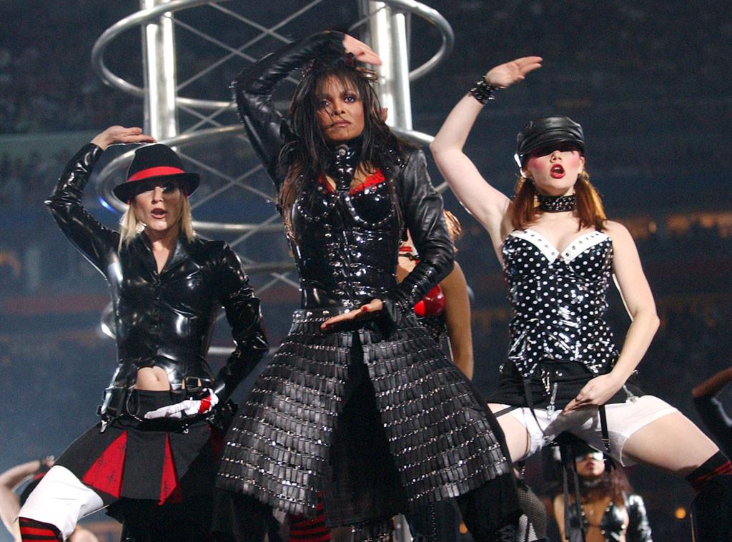 Janet Jackson's Wardrobe Malfunction: Remembering Nipplegate