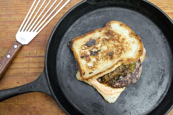 Melt Shop, Filet Mignon Sandwich