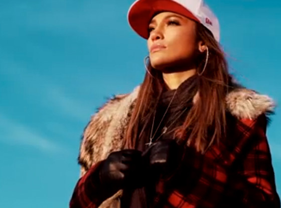 Jennifer Lopez, Same Girl, Music Video