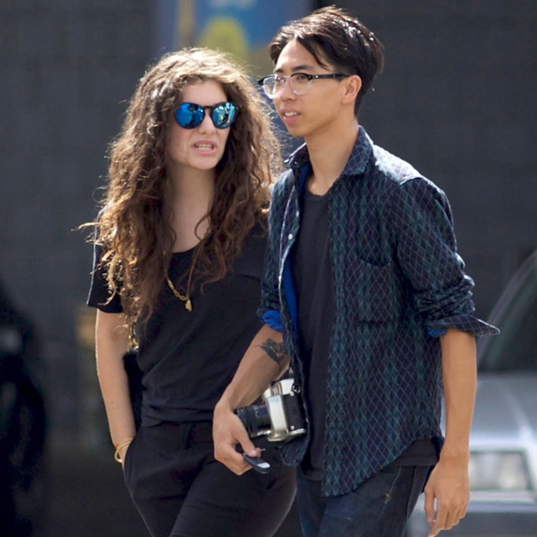 Lorde's Boyfriend Opens Up About Their Relationship - E ...