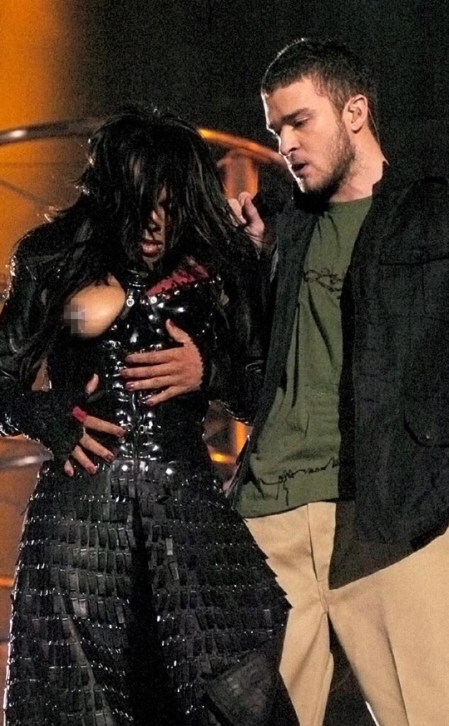 Janet Jackson, Justin Timberlake, Nipple