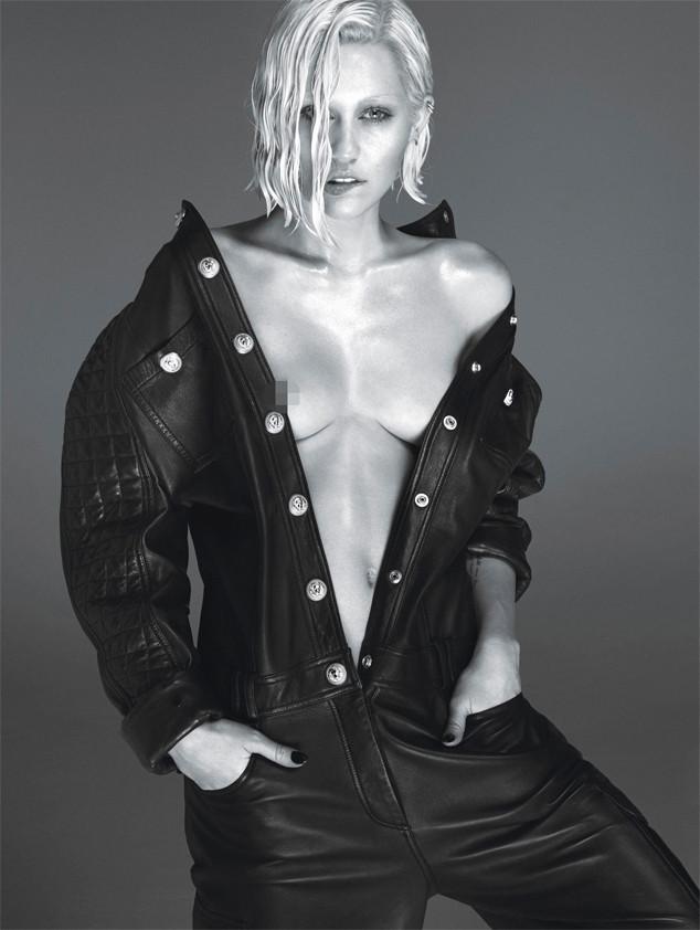 Miley Cyrus, W Magazine, March, Strict Embargo Until 02.03.14