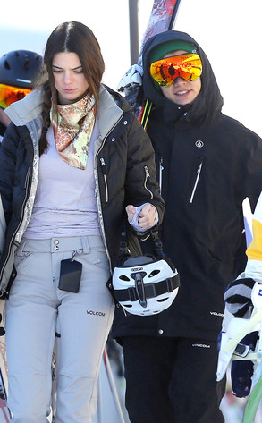 Harry Styles, Kendall Jenner, Mammoth