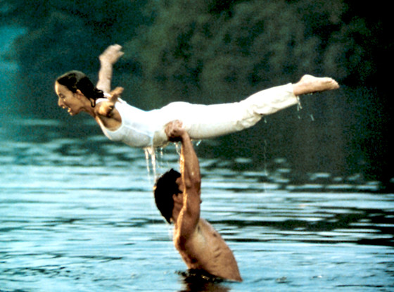 Jennifer Grey, Patrick Swayze, Dirty Dancing, Movie Feuds