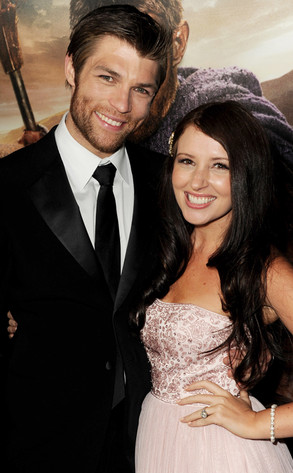 Liam McIntyre, Erin Hasan