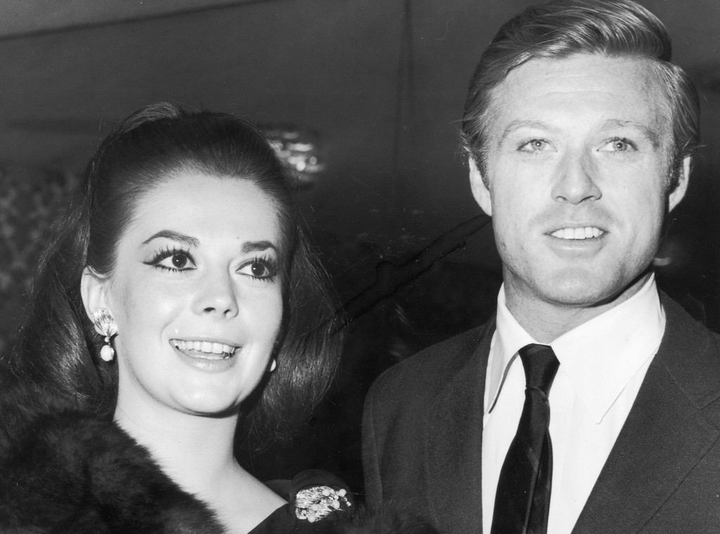 Natalie Wood, Robert Redford, Golden Globes