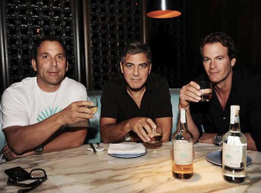 Mike Meldman, George Clooney, Rande Gerber, Facebook, Casamigos Tequila
