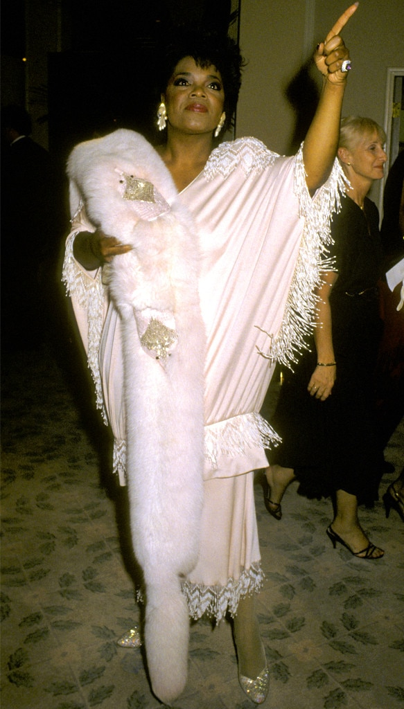 Oprah Winfrey, Golden Globes