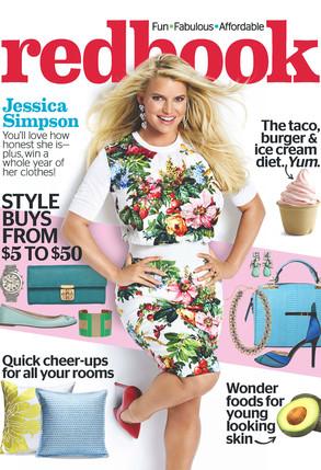 Jessica Simpson, Redbook