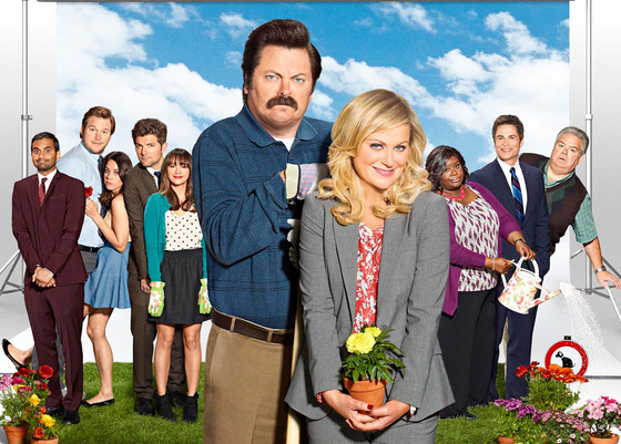 Parks and Recreation, Key Art