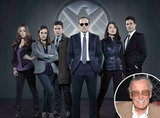 Agents of S.H.I.E.L.D., Stan Lee
