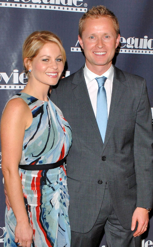 Married who cameron is to candace Candace Cameron