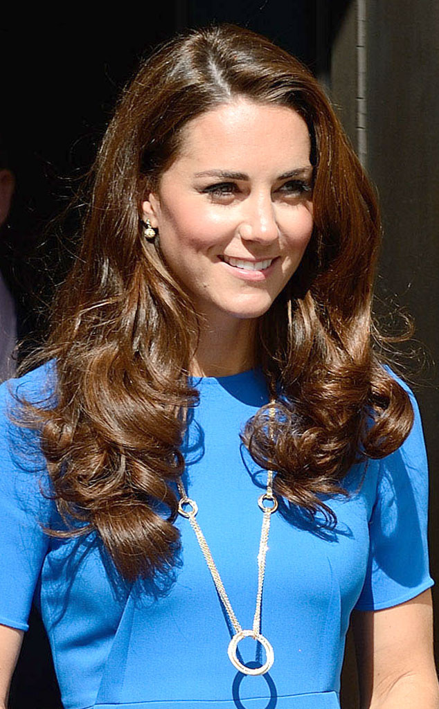 Kate Middleton S Hair Is A Little Overdone At Times Says