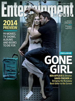 Ben Affleck, Rosamund Pike, Gone Girl
