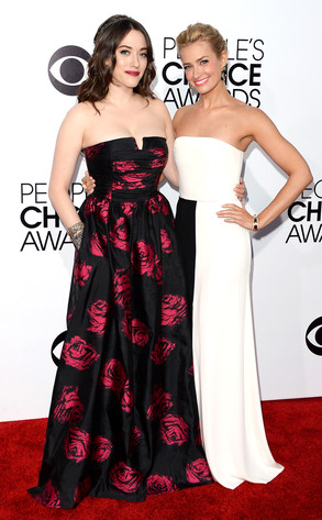 People's Choice Awards, Kat Dennings, Beth Behrs