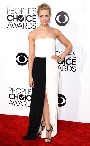 Beth Behrs, People's Choice Awards