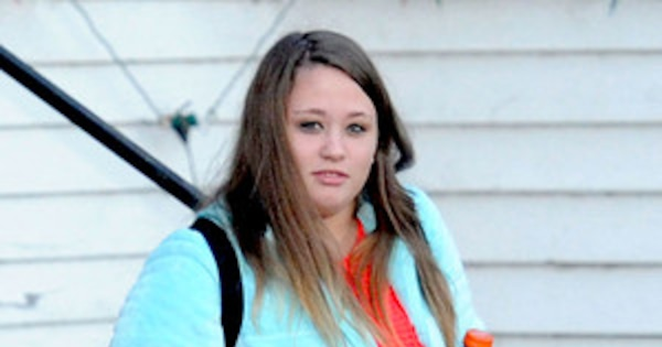Honey Boo Boo's Sister Chubbs Heads Back To School After