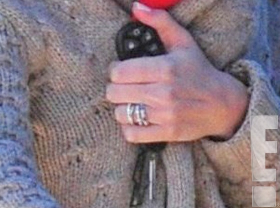 Emily Maynard Steps Out With Stunning Engagement Ring for the First
