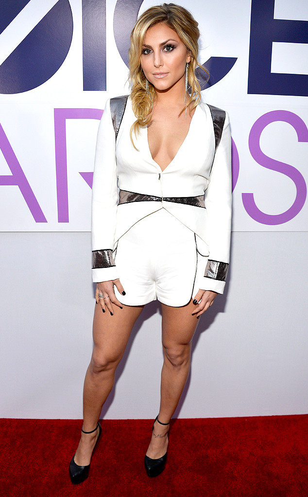 Cassie Scerbo, People's Choice Awards