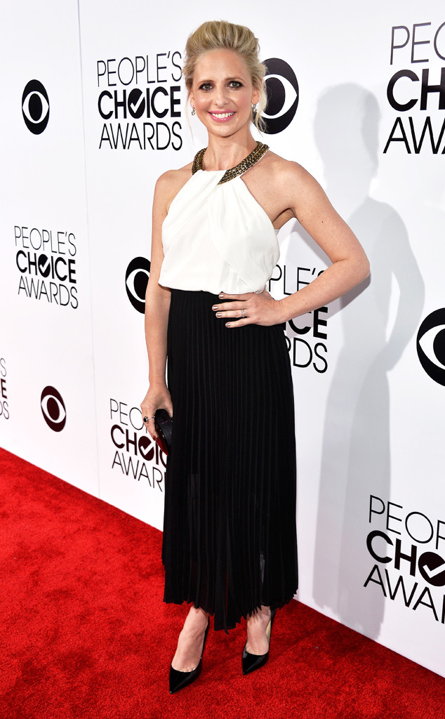 Sarah Michelle Gellar, People's Choice Awards