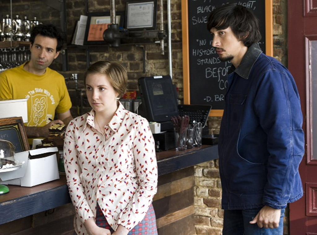 Girls, Lena Dunham, Adam Driver