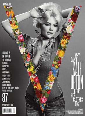 Kate Upton, V Magazine Cover