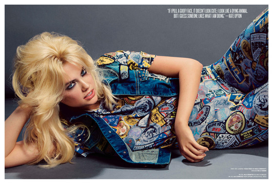 Kate Upton, V Magazine