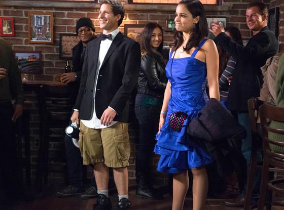 Brooklyn Nine-Nine, Melissa Fumero, Andy Samberg