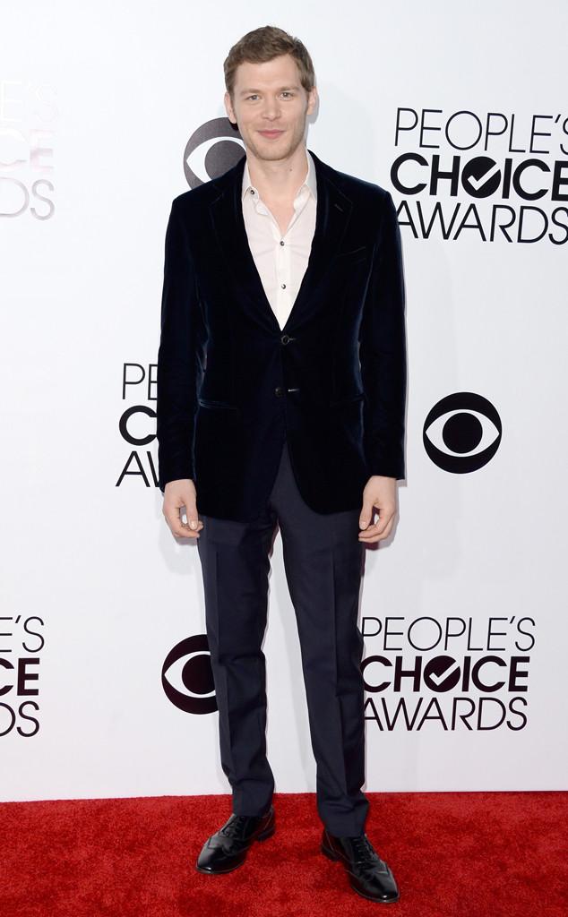 Joseph Morgan, People's Choice Awards