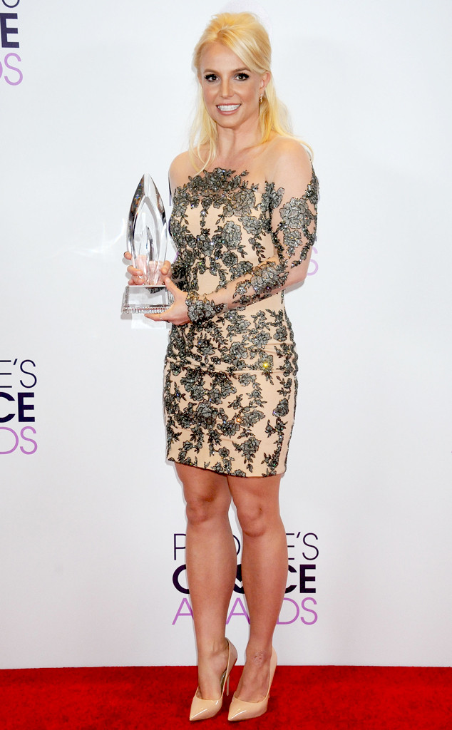 Britney Spears, people's Choice