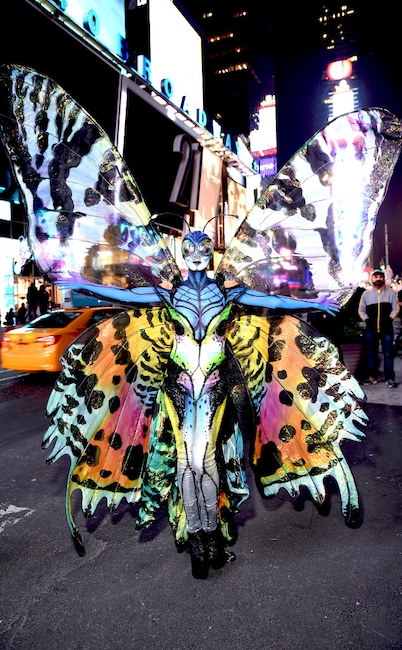 Heidi Klum, Halloween
