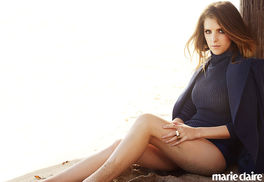 Anna Kendrick Marie Claire