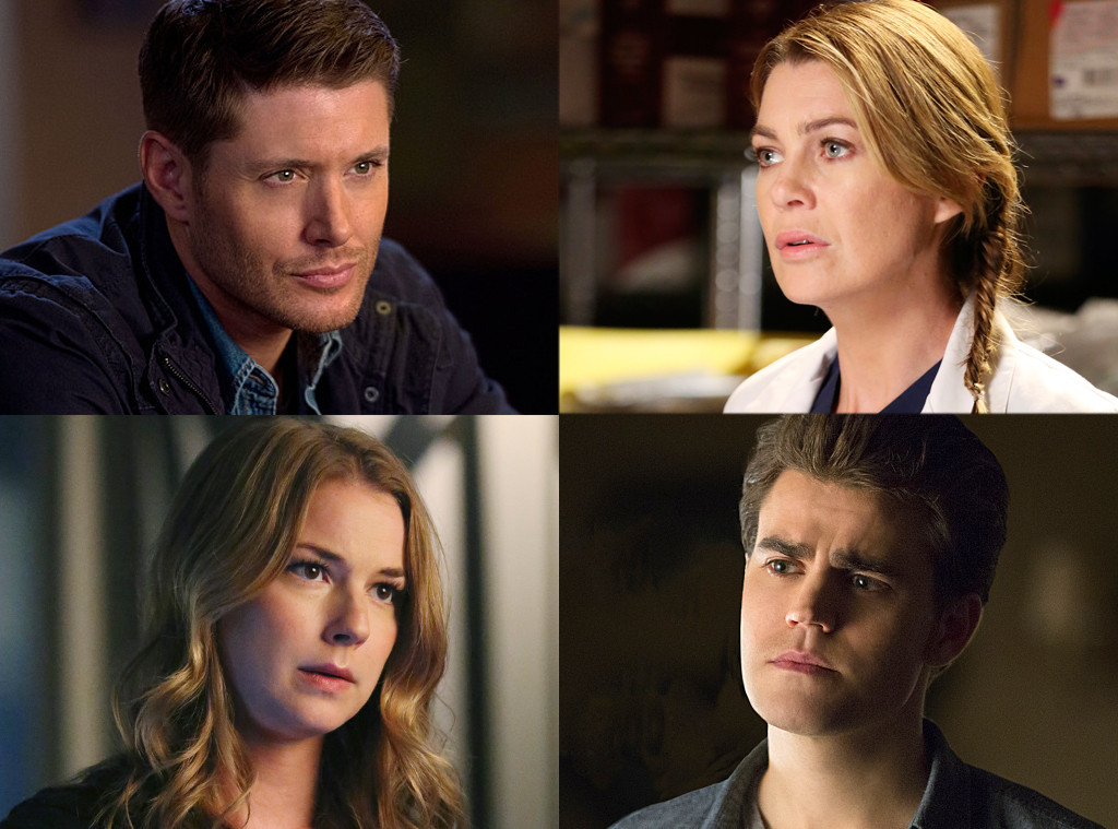 Spolier Chat, Revenge, The Vampire Diaries, Grey's Anatomy, Supernatural