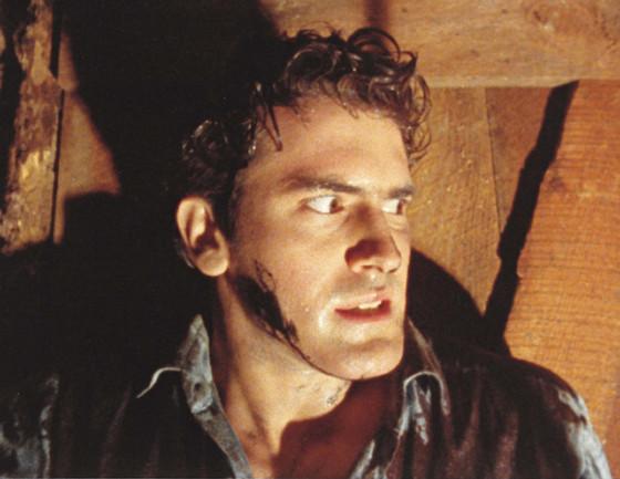 Bruce Campbell, Evil Dead