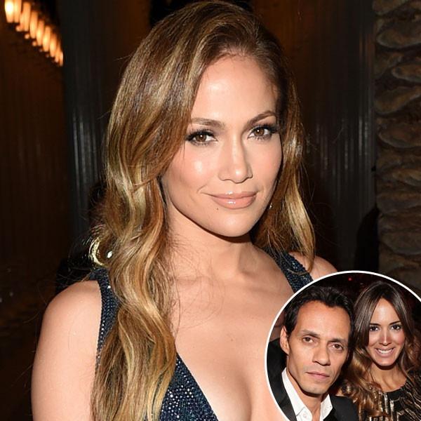 Jennifer Lopez, Marc Anthony, Shannon De Lima