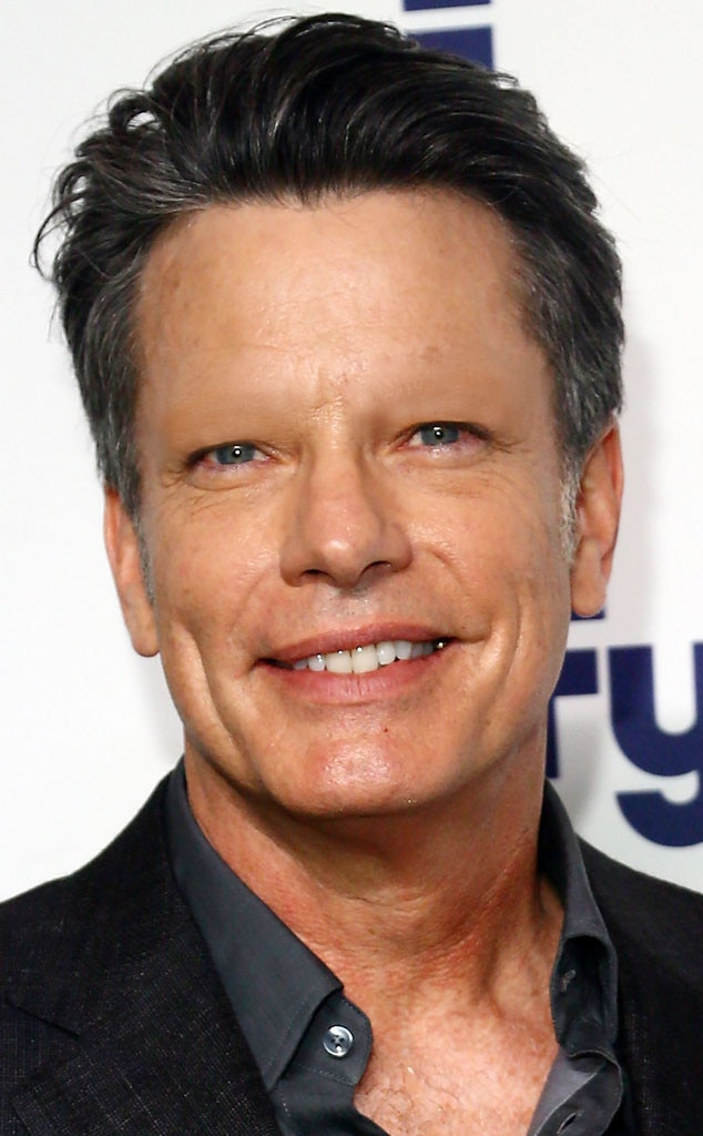 Peter Gallagher From Celebs Without Eyebrows E News