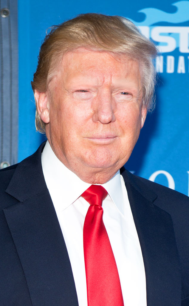 Donald Trump, Stars Without Eyebrows