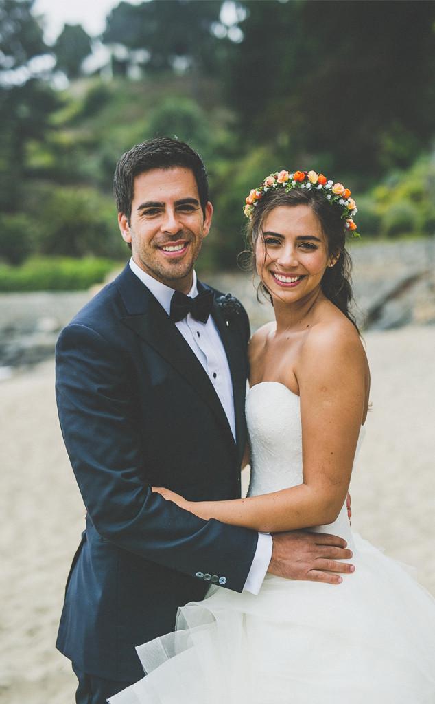 Eli Roth, Wedding