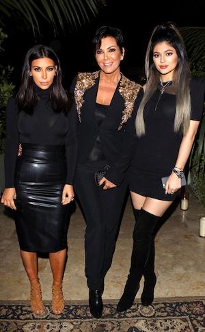 Kim Kardashian, Kylie Jenner, Kris Jenner, Momagers