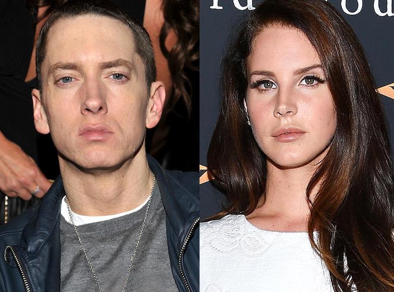 Eminem, Lana Del Rey