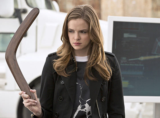 The Flash, Danielle Panabaker