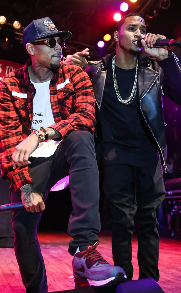Chris Brown, Trey Songz
