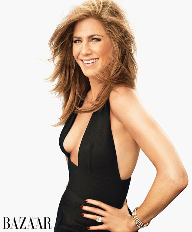 Jennifer Aniston, Harper's BAZAAR