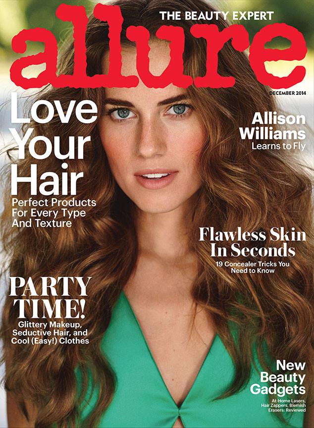 Allison Williams, Allure