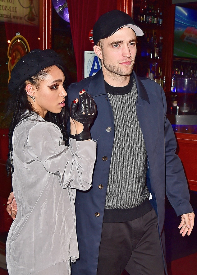 Robert pattinson dating fka twigs met